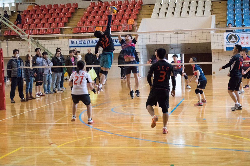 Tokyo volleyball 2016